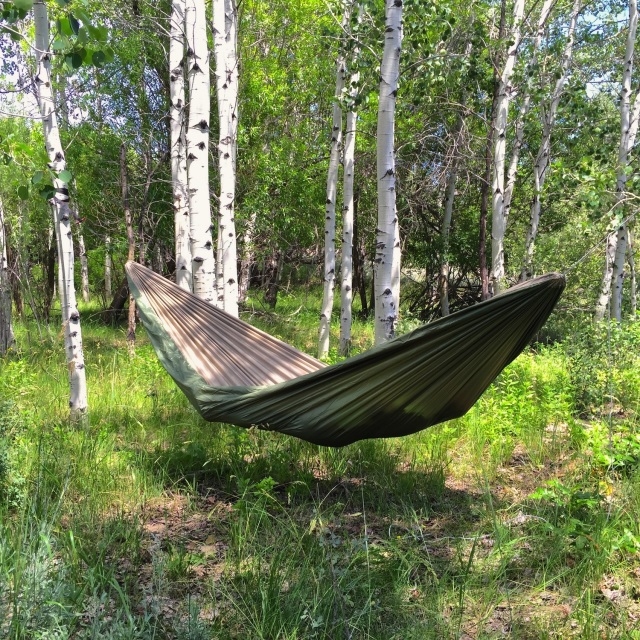 parachute lightweight backpacking hiking for net dp com nylon outdoor everking with fabric mosquito hammock double hammocks amazon travel camping