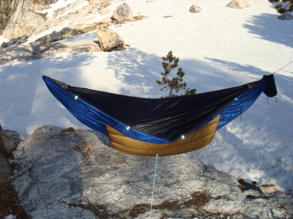 Medium image of arrowhead equipment hammock camping tenkara backpacking hiking sawyer dutch