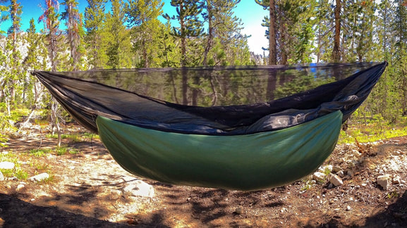Jarbidge Under Quilt, Hammock Camping, Hammock Insulation, Hammock Under Quilt, Allergen Free, Camping gear,