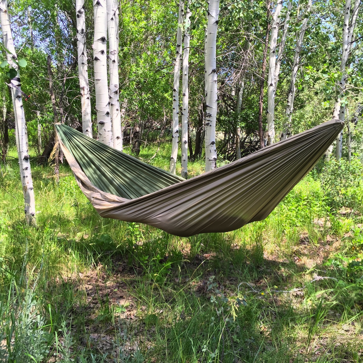 Medium image of new hanger hammock kit